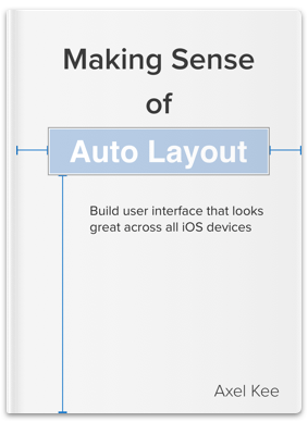 Making Sense of Auto Layout Book